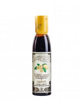Crema Limone - Glassa a base di Aceto Balsamico di Modena IGP - 150 ml - Giuseppe Giusti Modena dal 1605