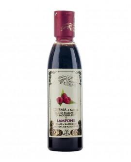 Crema Lampone - Glassa a base di Aceto Balsamico di Modena IGP - 250 ml - Giuseppe Giusti Modena dal 1605