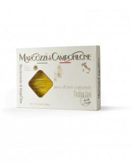 Maccheroncini di Campofilone IGP - pasta lunga all'uovo - astuccio da 250g - Pastificio Marcozzi