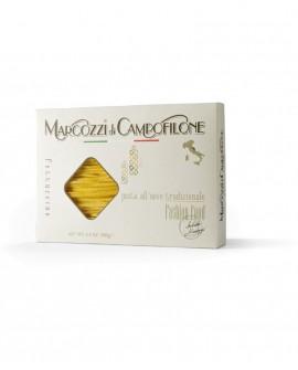 Fettuccine di Campofilone - pasta lunga all'uovo - astuccio da 250g - Pastificio Marcozzi