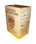 Vino Merlot IGT Umbria - Bag in box da 10 lt - Cantina Baldassarri