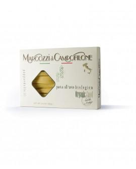 Pappardelle di Campofilone IGP - pasta lunga all'uovo Biologica - astuccio da 250g - Pastificio Marcozzi