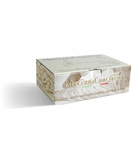 Torchietti - pasta corta all'uovo - cartone da 3Kg - Pastificio Marcozzi