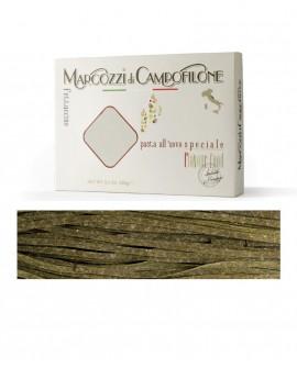 Fettuccine all'ortica - pasta lunga all'uovo - astuccio 250g - Pastificio Marcozzi