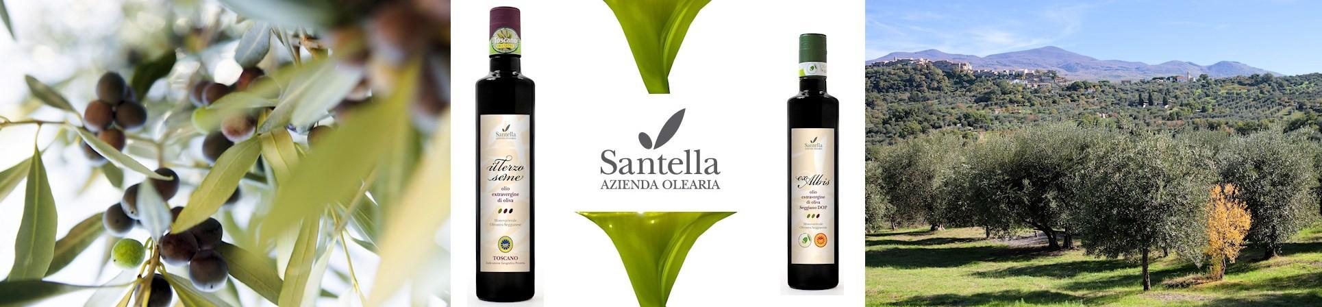 Olio Extravergine d'oliva Seggiano DOP - Toscano IGP - vendita online