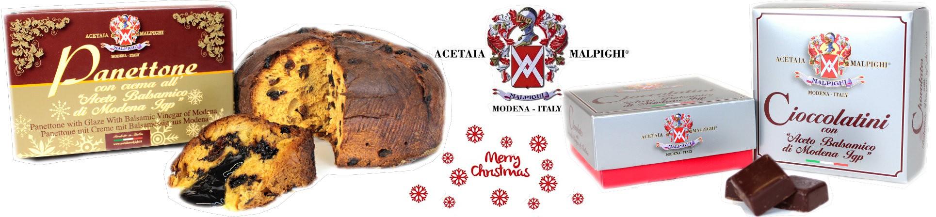 vendita online panettone all'aceto balsamico acquista online - ACETAIA MALPIGI