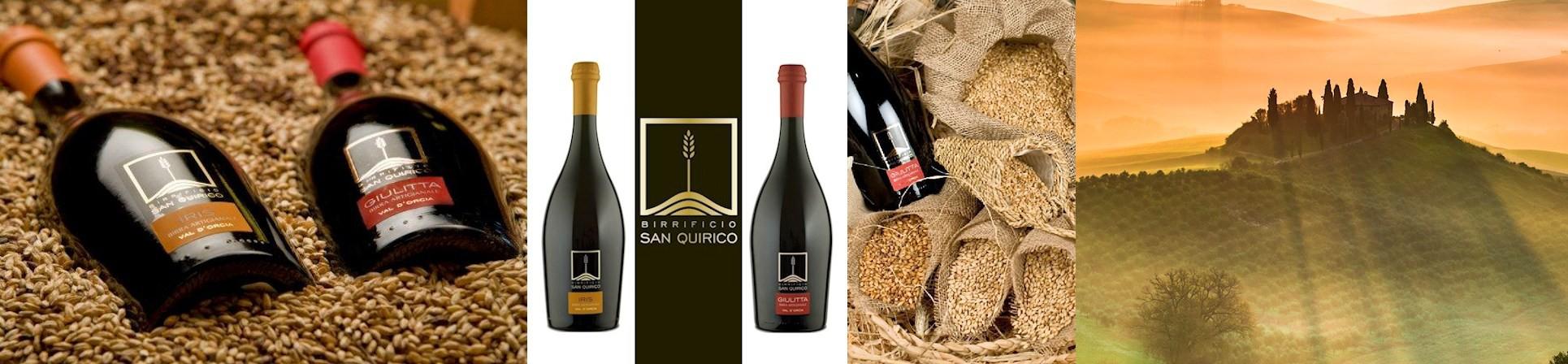 Birrificio artigianale San Quirico - vendita online