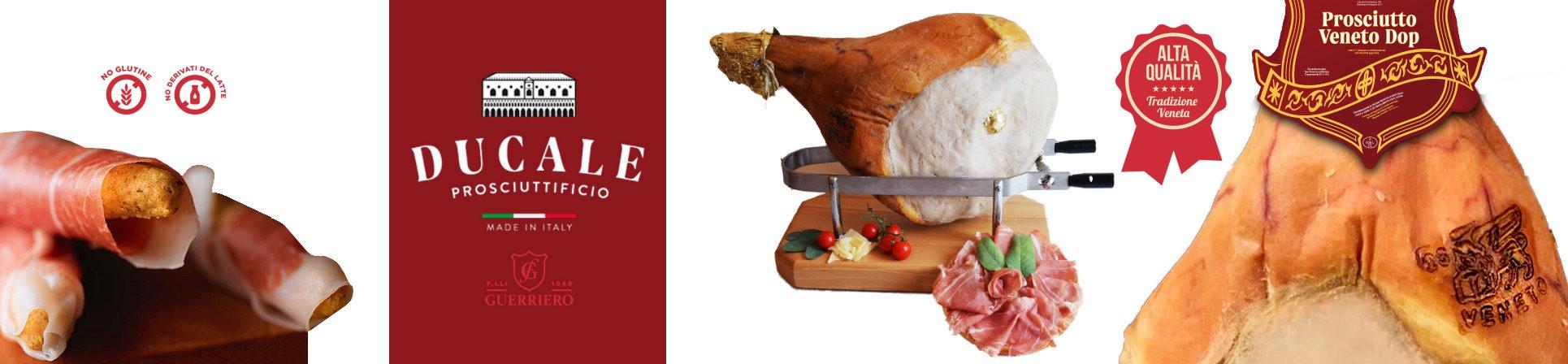 Prosciutto Veneto DOP vendita online - Prosciuttificio Ducale