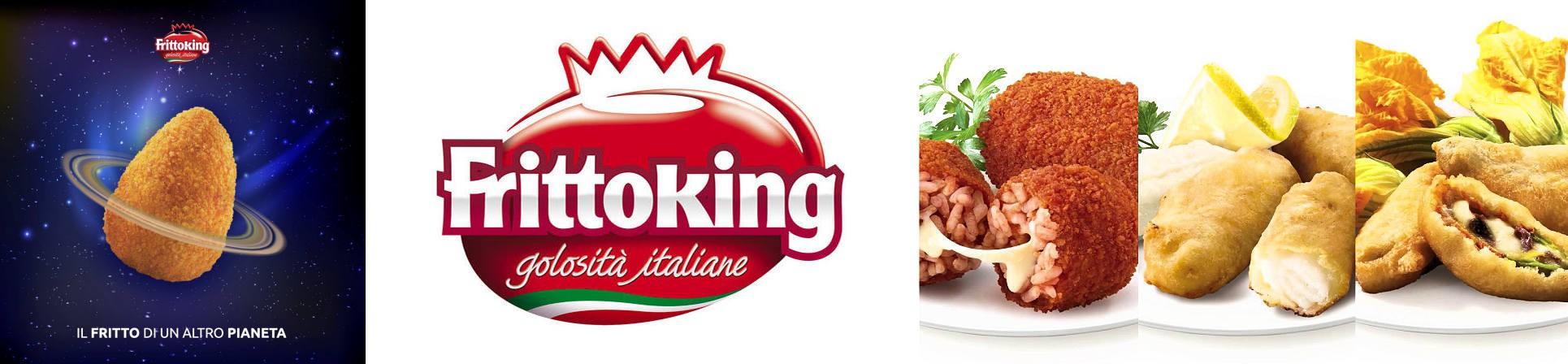 Vendita online fritto surgelato, supplì, arancini panati e verdure pastellate vendita online - FRITTOKING
