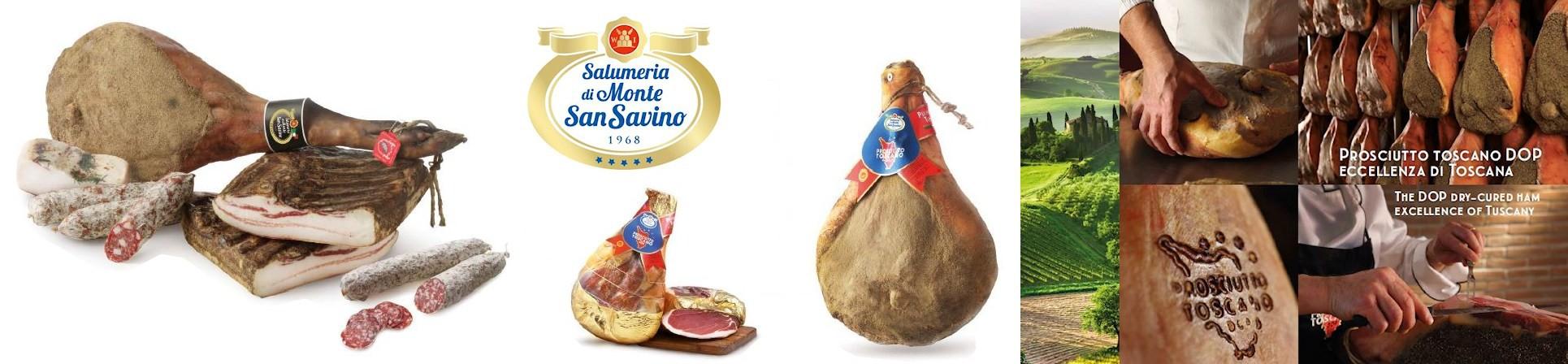 Antica Salumeria di Monte San Savino - vendita online