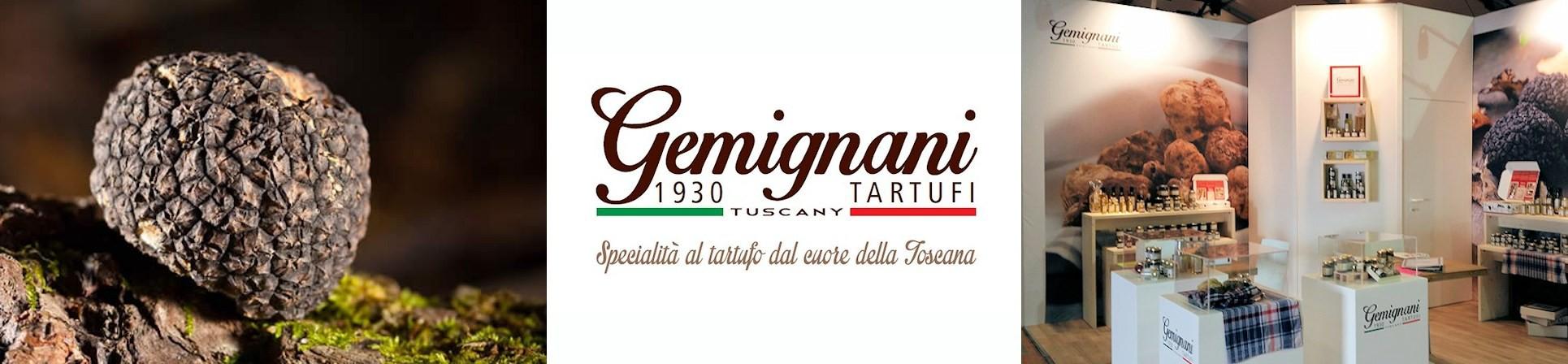 Gemignani Tartufi, terra di Toscana - vendita online