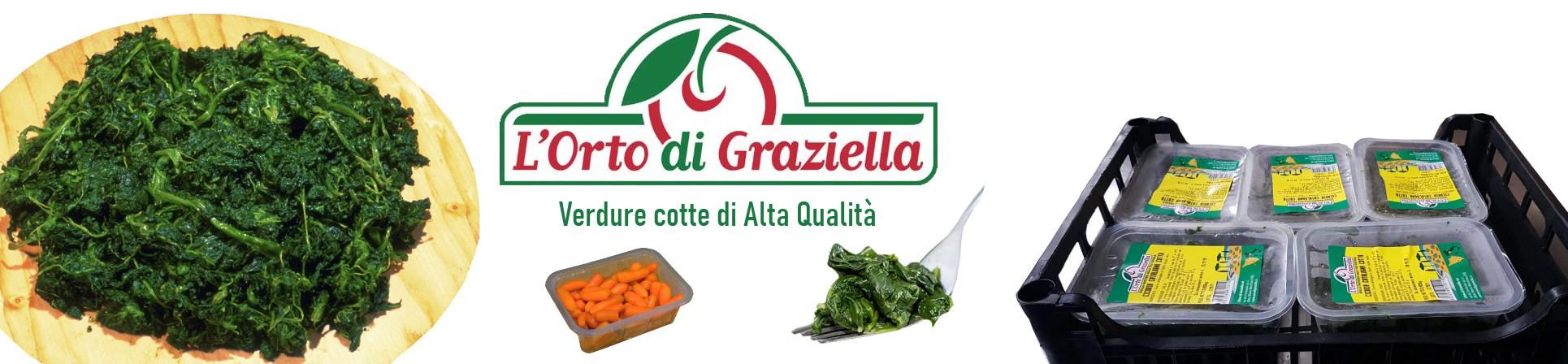 L'ORTO DI GRAZIELLA Verdure cotte - vendita online